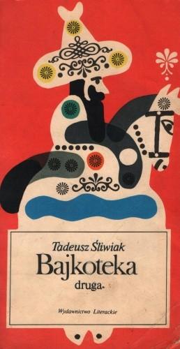 Okładka książki Bajkoteka druga