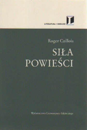 Okładka książki Siła powieści