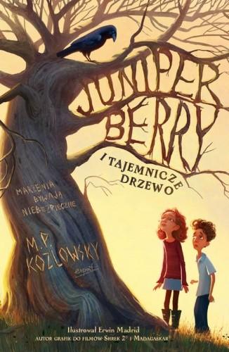Okładka książki Juniper Berry i tajemnicze drzewo