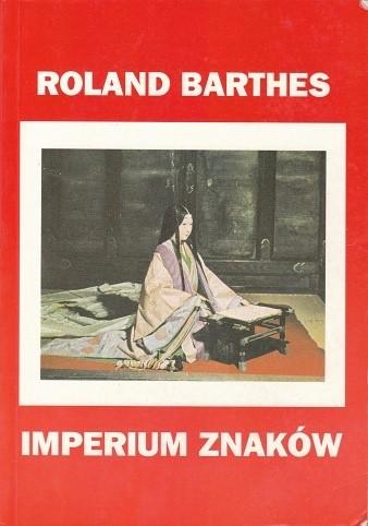 Okładka książki Imperium znaków