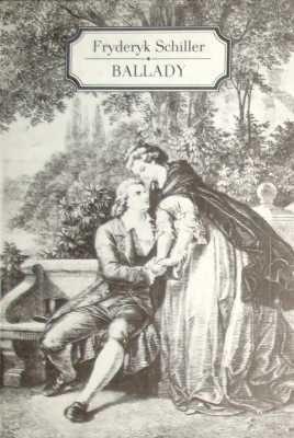 Okładka książki Ballady
