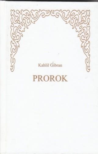 Okładka książki Prorok