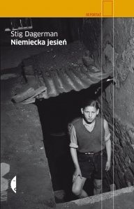 Okładka książki Niemiecka jesień. Reportaż z podróży po Niemczech