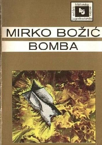 Okładka książki Bomba