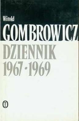 Okładka książki Dziennik 1967 - 1969