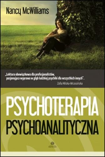 Okładka książki Psychoterapia psychoanalityczna. Poradnik praktyka