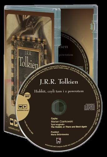 Okładka książki Hobbit (audiobook)