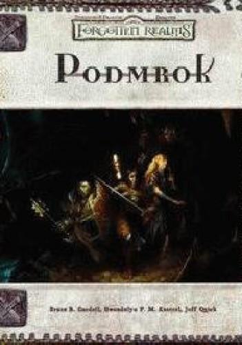 Okładka książki Podmrok
