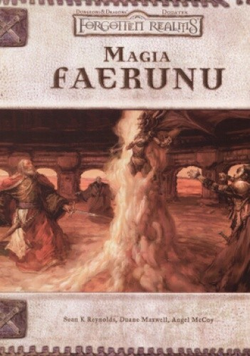 Okładka książki Magia Faerunu