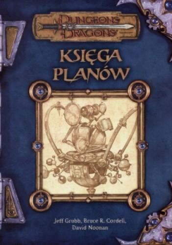 Okładka książki Księga Planów