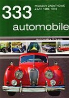 333 automobile. Pojazdy zabytkowe z lat 1886-1975