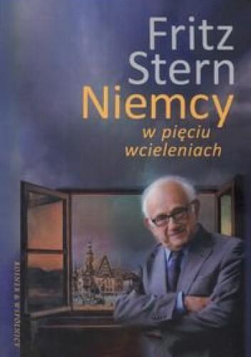 Okładka książki Niemcy w pięciu wcieleniach