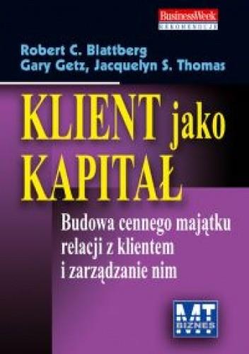 Okładka książki Klient jako kapitał