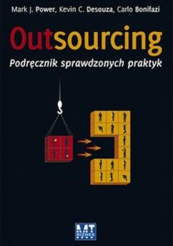 Okładka książki Outsourcing. Podręcznik sprawdzonych praktyk