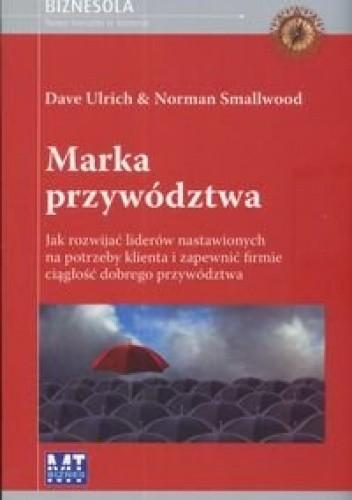Okładka książki Marka przywództwa
