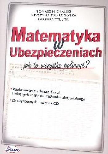 Okładka książki Matematyka w ubezpieczeniach