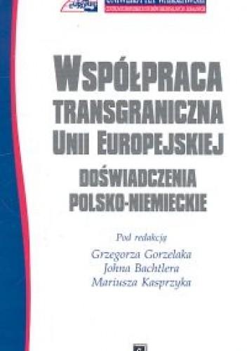 Okładka książki WSP PRACA TRANSGRANICZNA UNII EUROPEJSKIEJ. DO WIADCZENIA PO