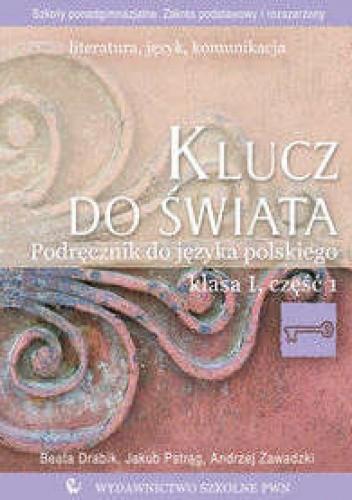 Okładka książki Klucz do świata. Literatura, język, komunikacja.