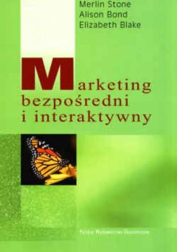 Okładka książki Marketing bezpośredni i interaktywny