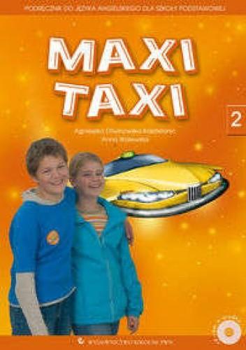 Okładka książki Maxi Taxi 2+CD
