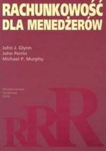 Okładka książki Rachunkowość dla menedżerów