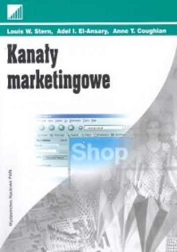 Okładka książki Kanały marketingowe