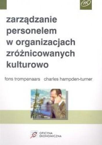 Okładka książki Zarzadzanie personelem w organizacjach zróżnicowanych kulturowo