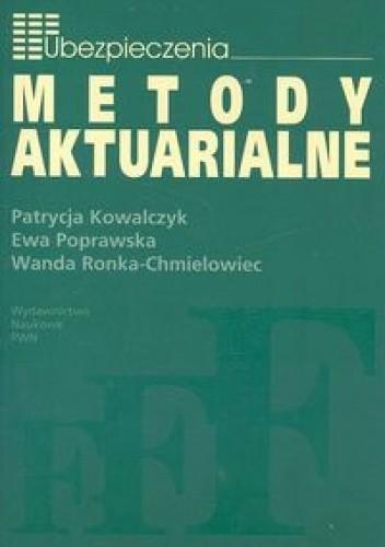 Okładka książki Metody aktuarialne
