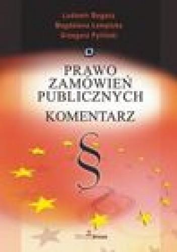 Okładka książki Prawo zamówień publicznych komentarz