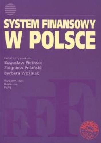 Okładka książki System finansowy w Polsce