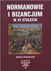 Okładka książki Normanowie i Bizancjum w XI stuleciu