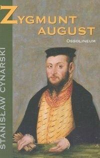 Okładka książki Zygmunt August