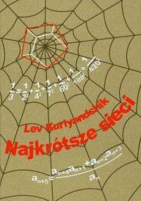Okładka książki Najkrótsze sieci