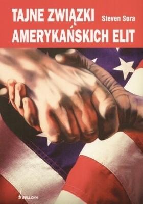 Okładka książki Tajne związki amerykańskich elit