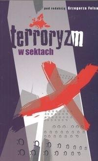 Okładka książki Terroryzm w sektach