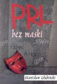 Okładka książki PRL bez maski