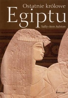 Okładka książki Ostatnie królowe Egiptu