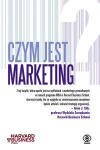 Okładka książki Czym jest marketinga