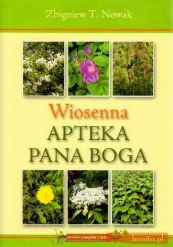 Okładka książki Wiosenna apteka Pana Boga