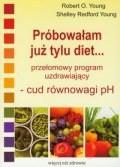 Okładka książki Próbowałam już tylu diet