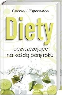 Okładka książki Diety oczyszczające na każdą porę roku