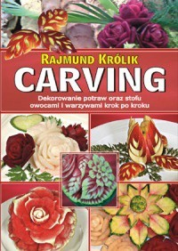 Okładka książki Carving