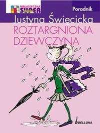 Okładka książki Roztargniona dziewczyna