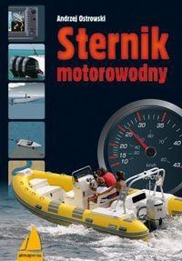 Okładka książki Sternik motorowodny