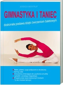 Okładka książki Gimnastyka i taniec