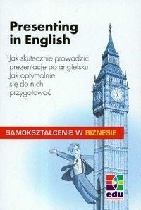 Okładka książki Presenting in English - Grussendorf Marion
