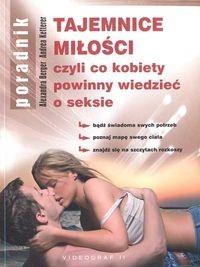 Okładka książki Tajemnice miłości