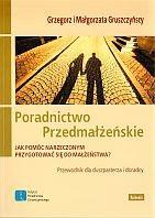 Okładka książki Poradnictwo przedmałżeńskie