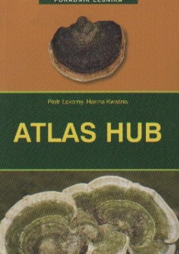 Okładka książki Atlas hub