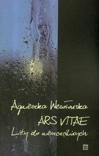 Okładka książki Ars Vitae